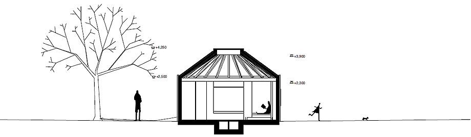 casa de vacaciones de peter jurkovic (JRKVC) - planos (26)