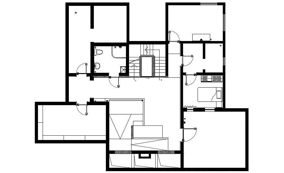 la casa del perro de atelier about architecture - plano (24)