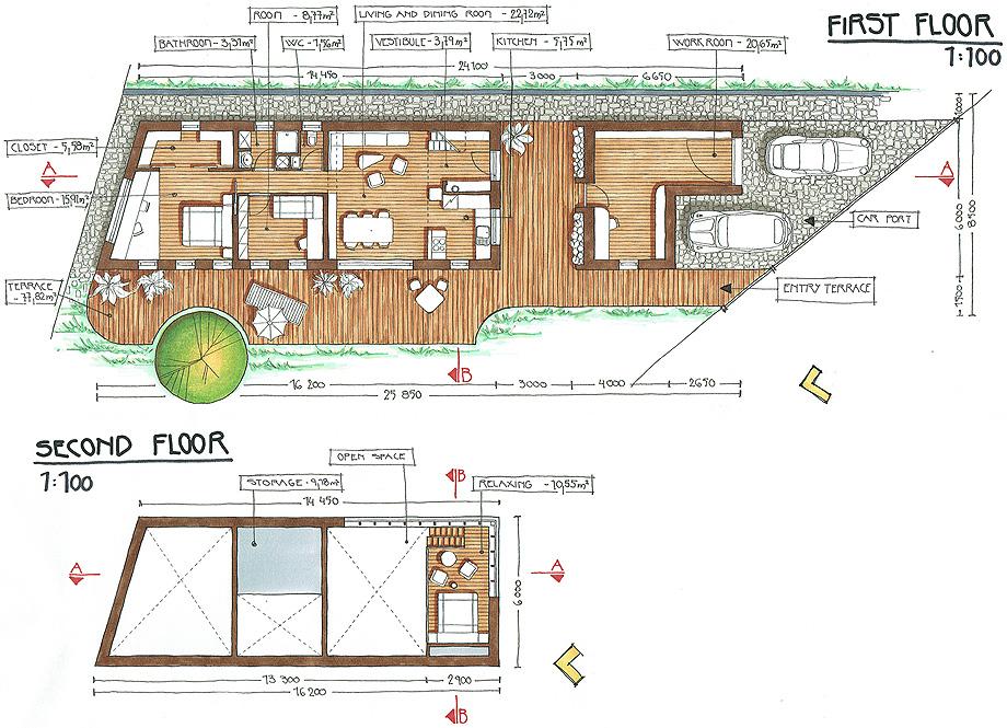 casa chestnut de valarch studio - plano (20)