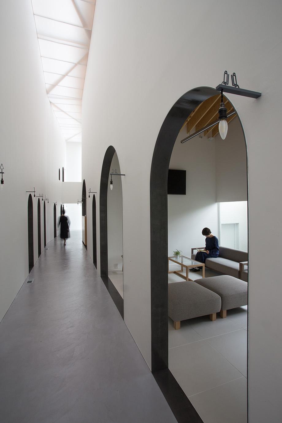 clínica dental nk de 1-1 architects - foto 1-1 architects (2)