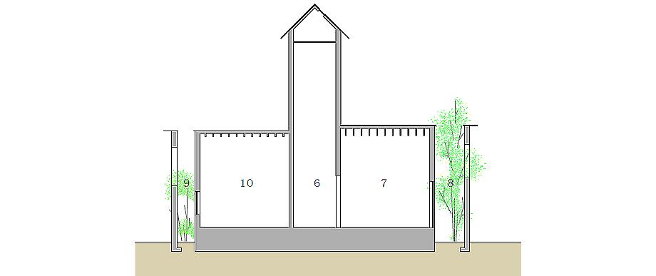 clínica dental nk de 1-1 architects - plano (21)