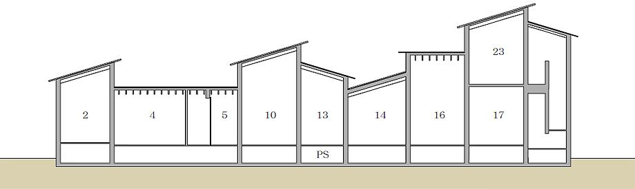 clínica dental nk de 1-1 architects - plano (22)