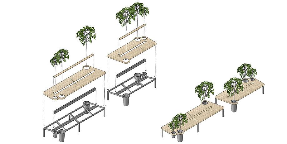 oficina con plantas de towodesign - muebles (29)