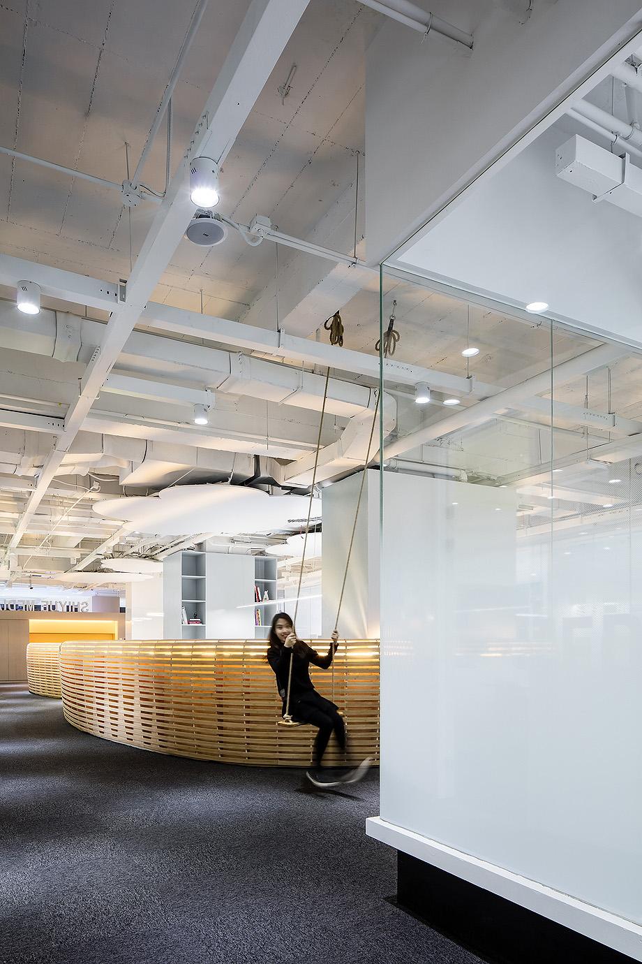 oficinas de diseño ambiental de shiyue media por cun design (13)