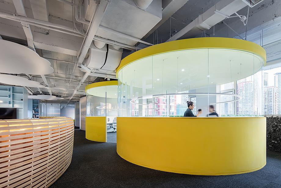 oficinas de diseño ambiental de shiyue media por cun design (14)