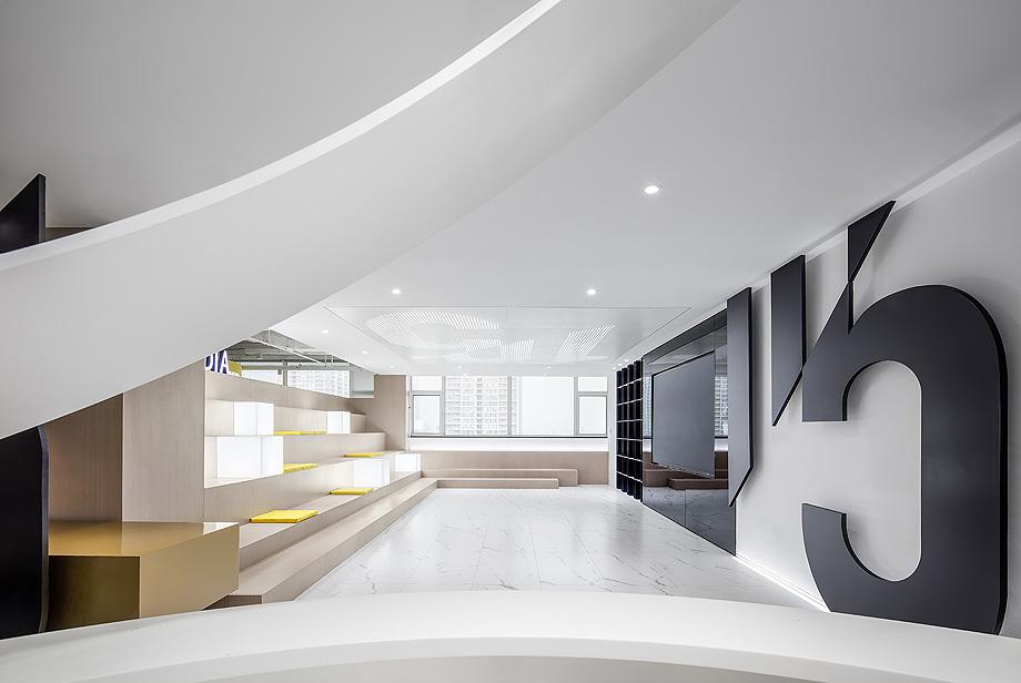 oficinas de diseño ambiental de shiyue media por cun design (7)