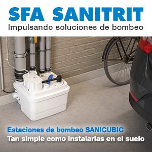 Sanicubic de SF Sanitrit
