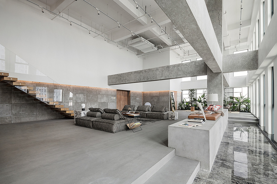 oficinas de tkstyle de jacky.w design - foto wenyao (2)