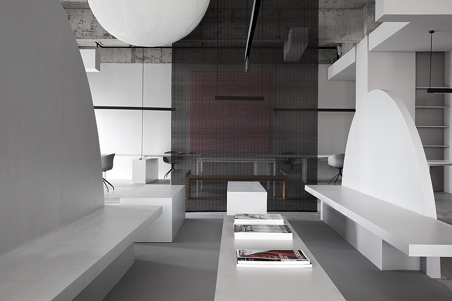 oficinas xzone de ad architecture - foto ouyang yun (1)