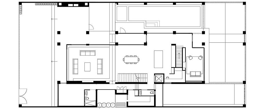 quarry house de finnis architects - plano (21)