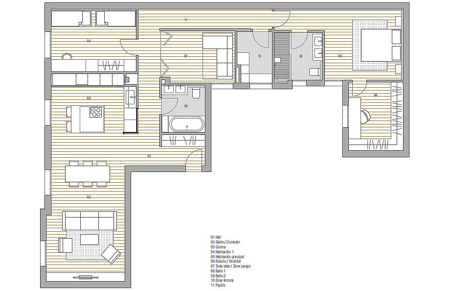 reforma de una vivienda en bilba o por onyon huerto creativo (20)