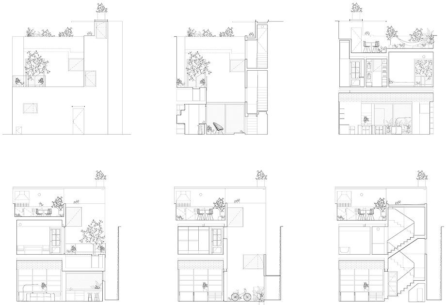 reforma vivienda ph thames por alonso & crippa - planimetría (26)
