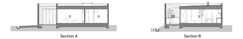 casa en akashi de arbol - foto plano (28)