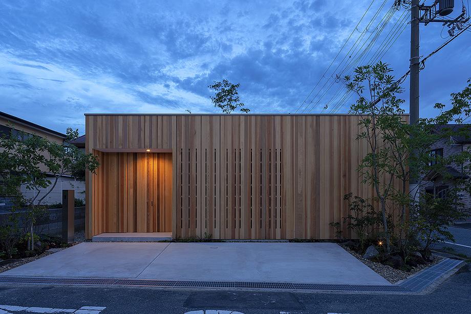 casa en akashi de arbol - foto yasunori shimomura (18)