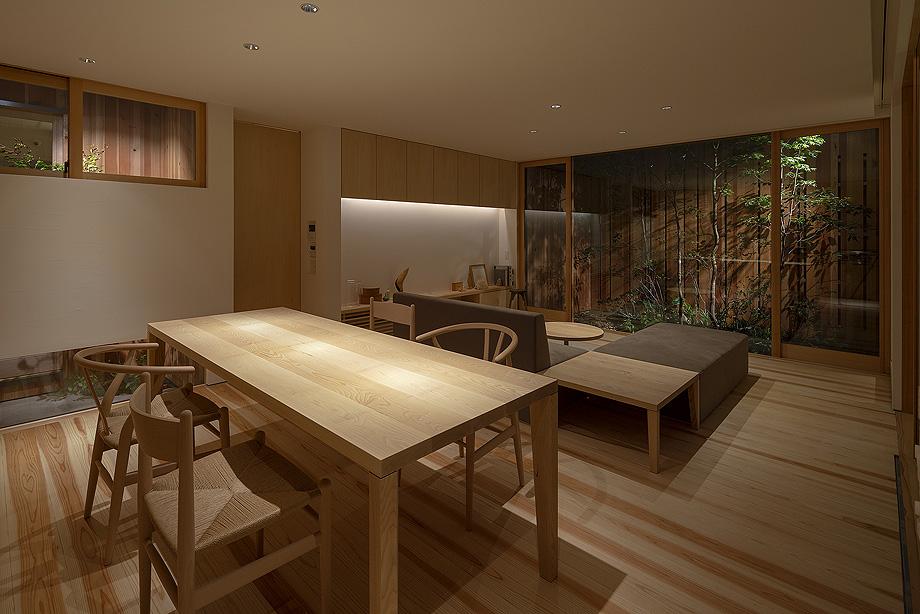 casa en akashi de arbol - foto yasunori shimomura (21)