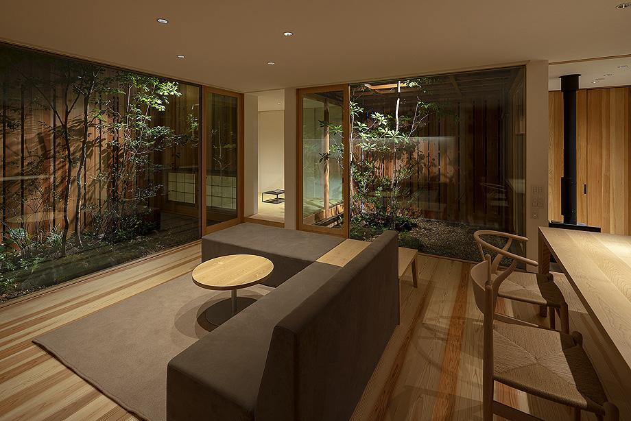 casa en akashi de arbol - foto yasunori shimomura (22)