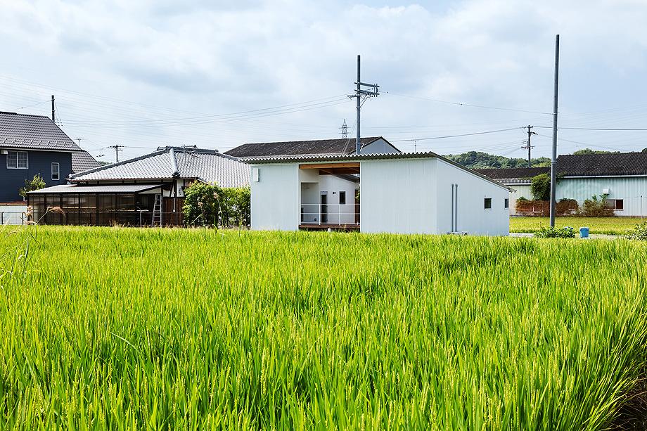 casa en mita de horibe associates - foto yohei sasakura (1)