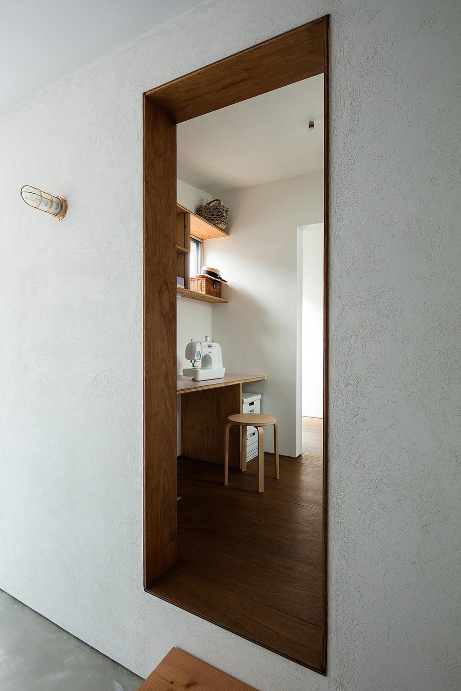 casa en mita de horibe associates - foto yohei sasakura (10)