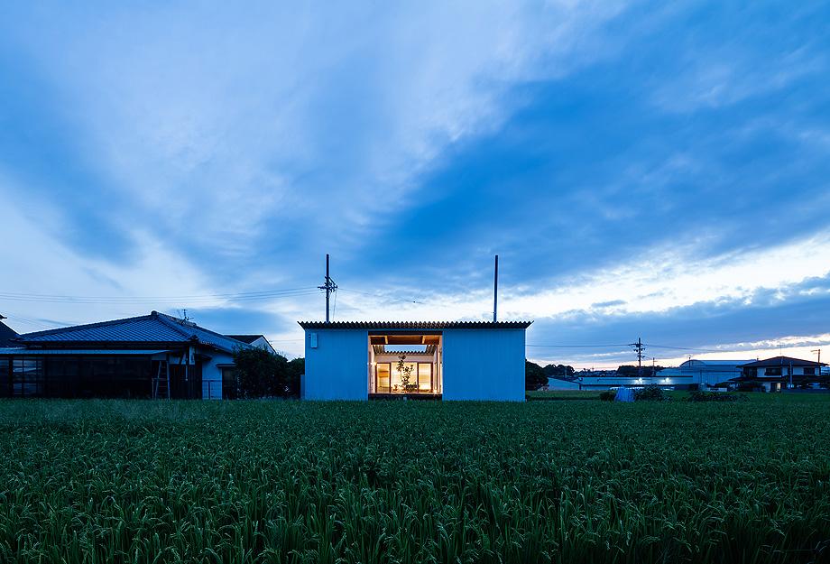 casa en mita de horibe associates - foto yohei sasakura (18)