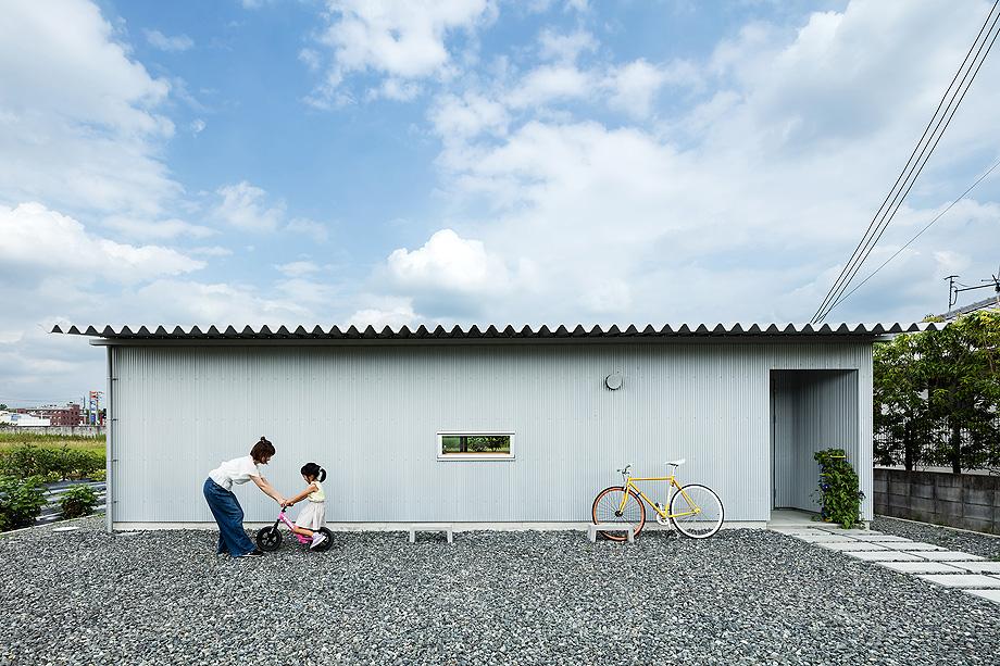 casa en mita de horibe associates - foto yohei sasakura (2)