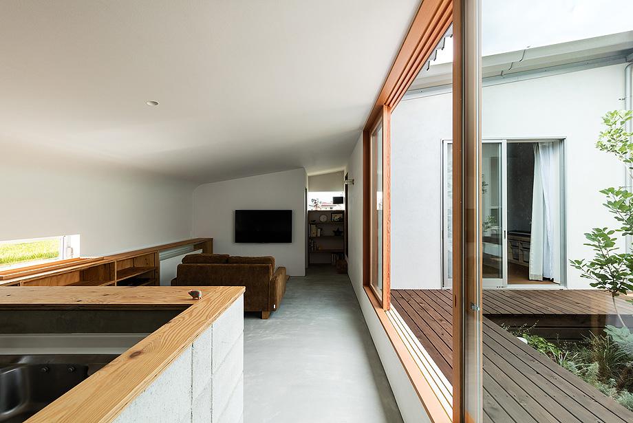 casa en mita de horibe associates - foto yohei sasakura (5)