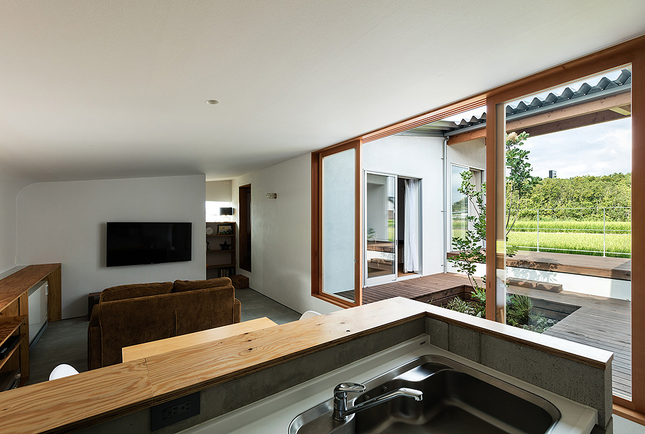 casa en mita de horibe associates - foto yohei sasakura (6)