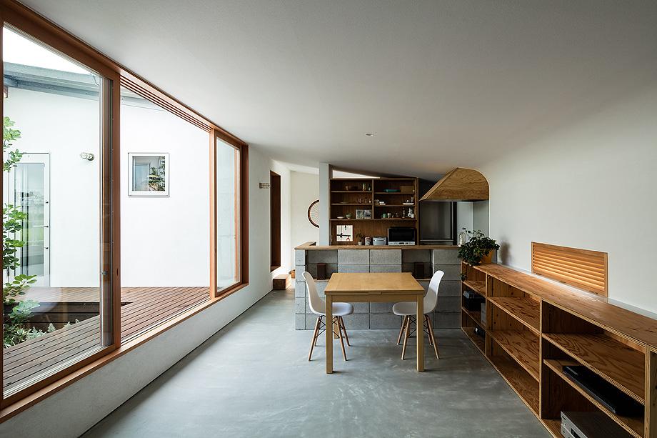 casa en mita de horibe associates - foto yohei sasakura (7)