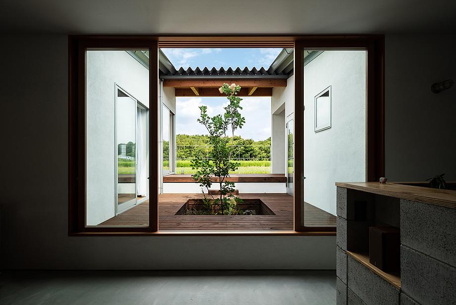 casa en mita de horibe associates - foto yohei sasakura (8)