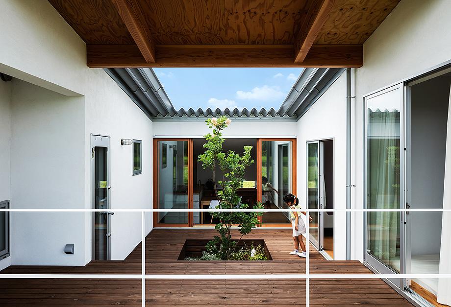 casa en mita de horibe associates - foto yohei sasakura (9)
