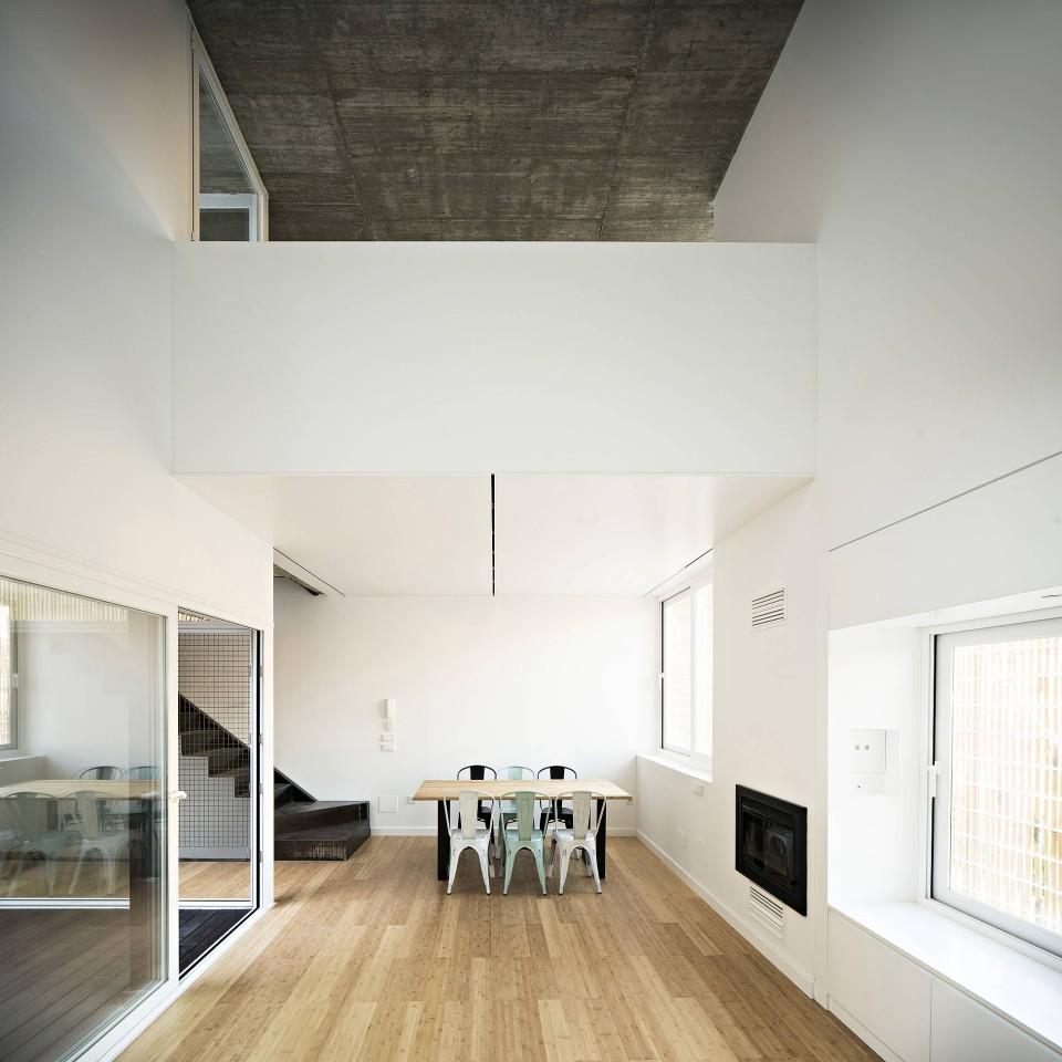 Interiores archivos interiores minimalistas - Arquitectos en zamora ...
