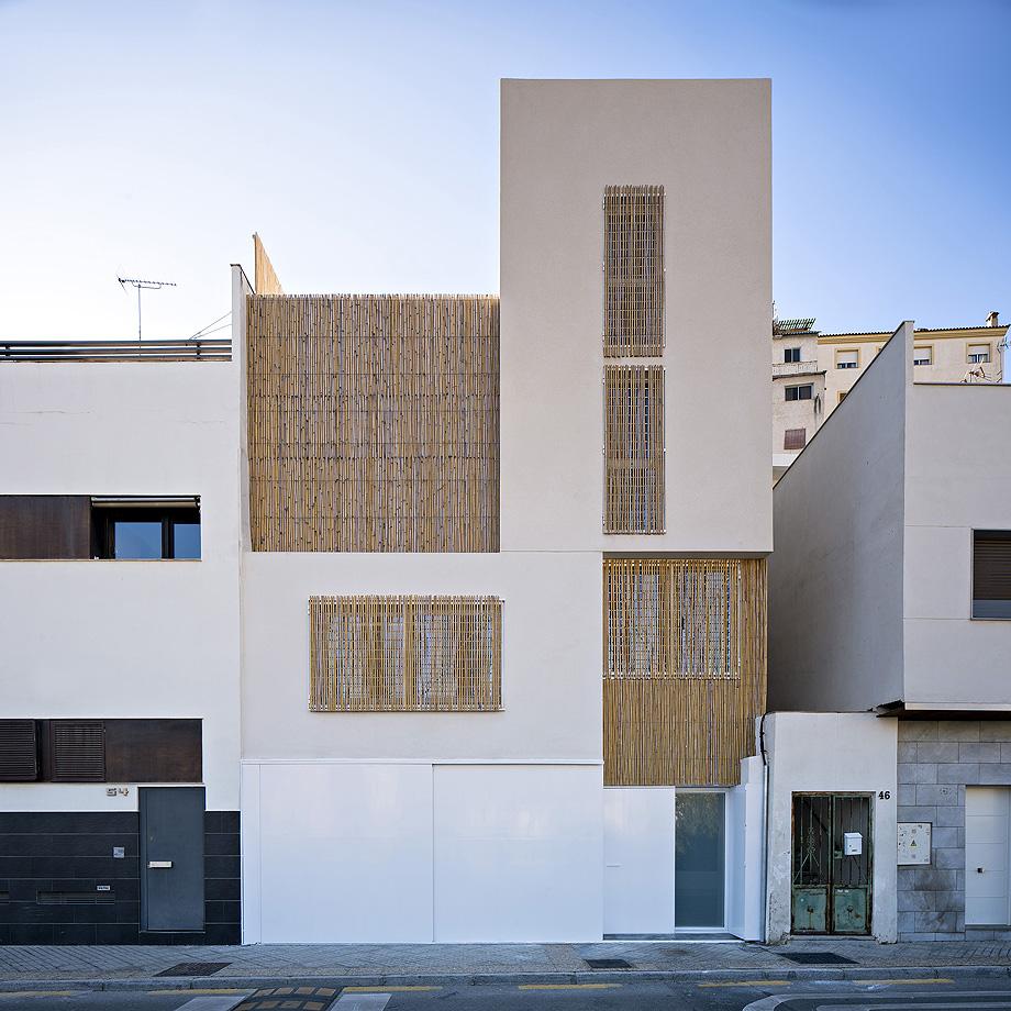 Casa en granada de fresneda zamora arquitectura - Arquitectos en zamora ...