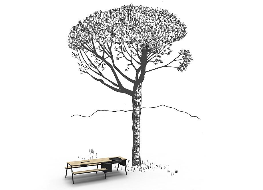 mesa piknik de iratzoki lizaso (8)