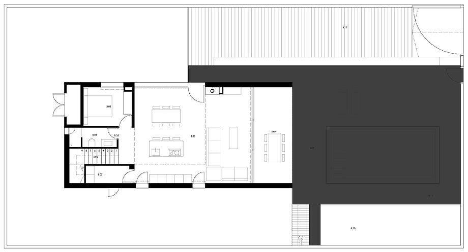carmen house de carles faus arquitectura - plano (28)