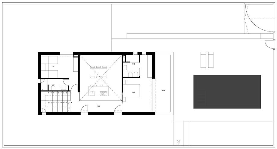 carmen house de carles faus arquitectura - plano (29)