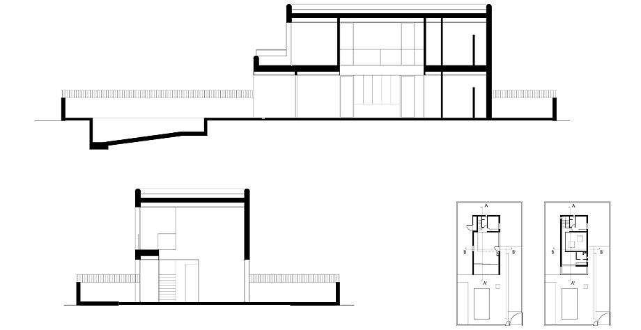 carmen house de carles faus arquitectura - plano (32)