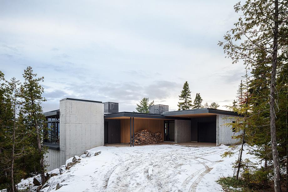 casa de thellend fortin architectes - foto charles lanteigne (14)