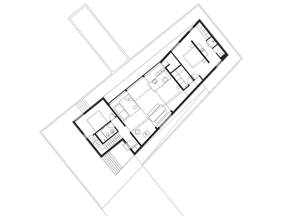 casa hualle de ampuero yutronic - plano (20)
