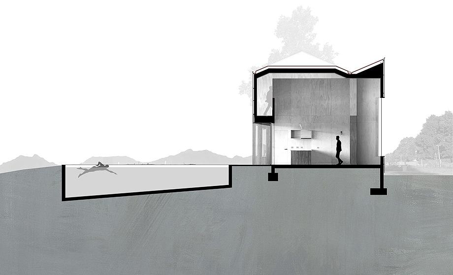 casa hualle de ampuero yutronic - plano (28)