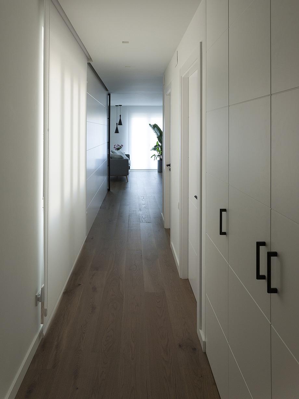 Luminosa vivienda en pamplona por hern ndez arquitectos - Arquitectos en pamplona ...