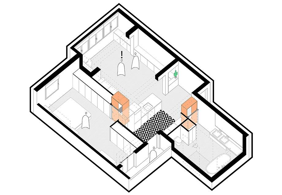 reforma vivienda por estudio amasl - plano (16)