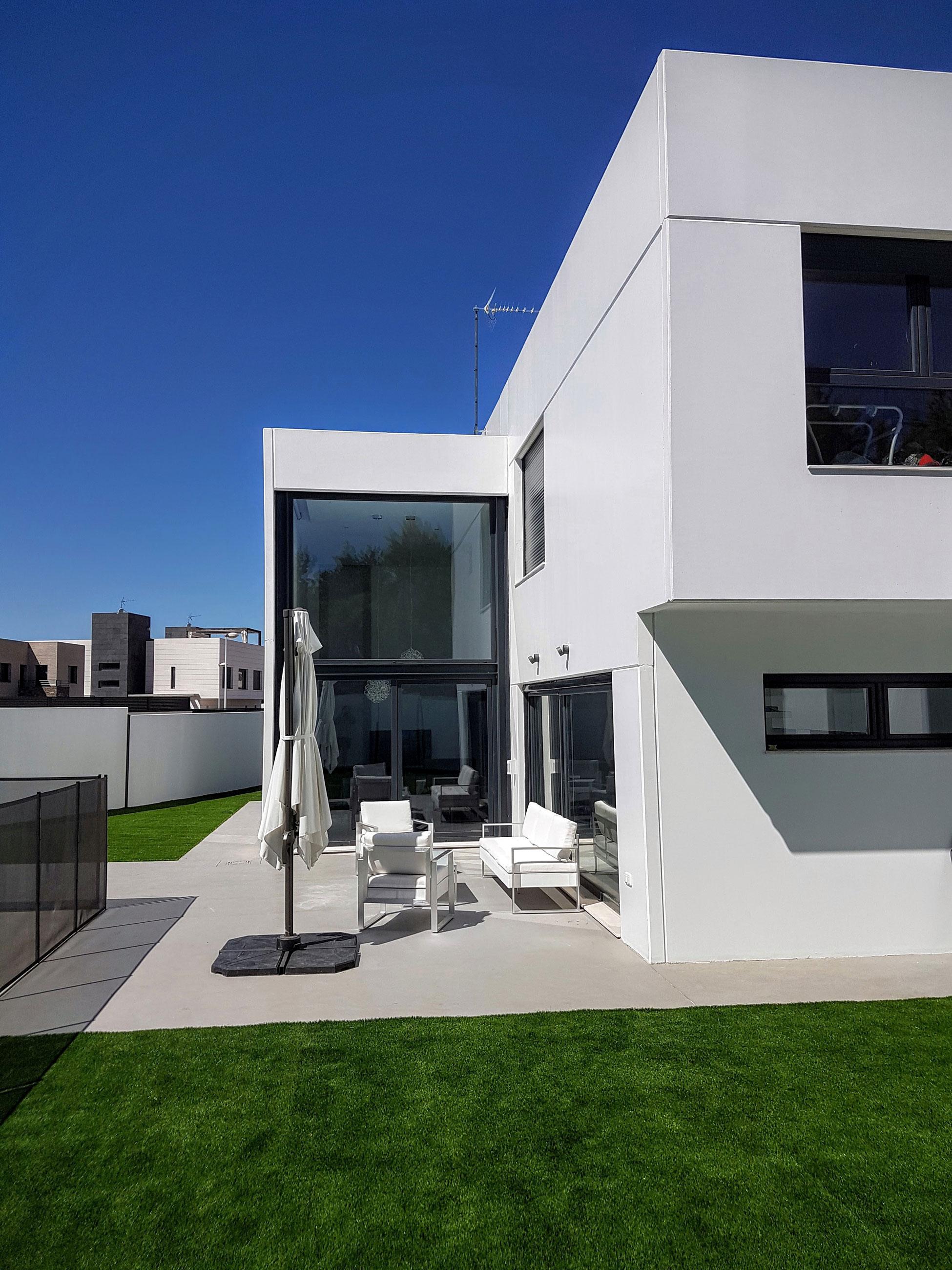 Casa prefabricada de dise o por modular home - Feria de casas prefabricadas ...