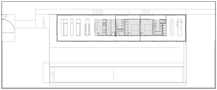 casa hofmann de fran silvestre arquitectos - planimetria (25)