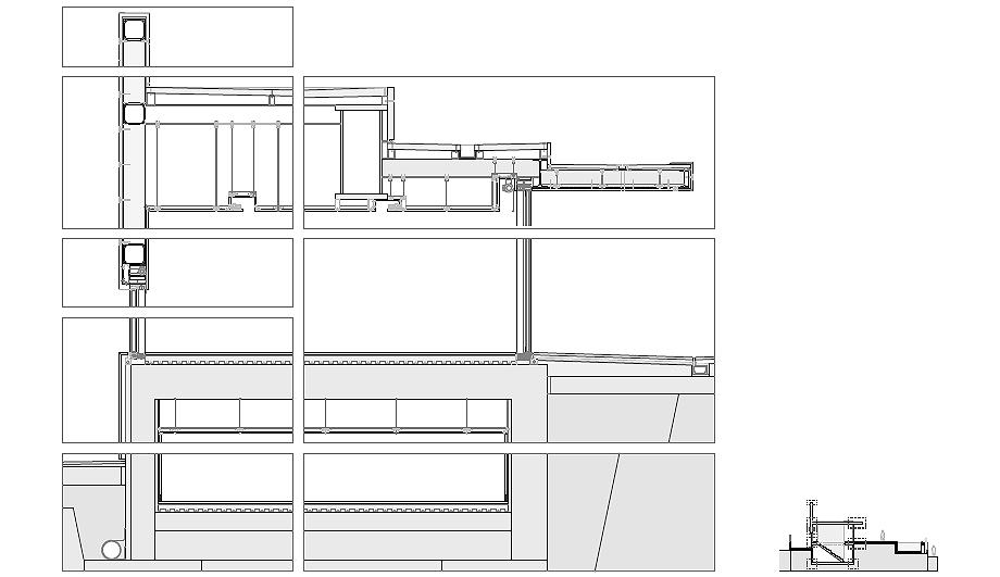 casa hofmann de fran silvestre arquitectos - planimetria (34)