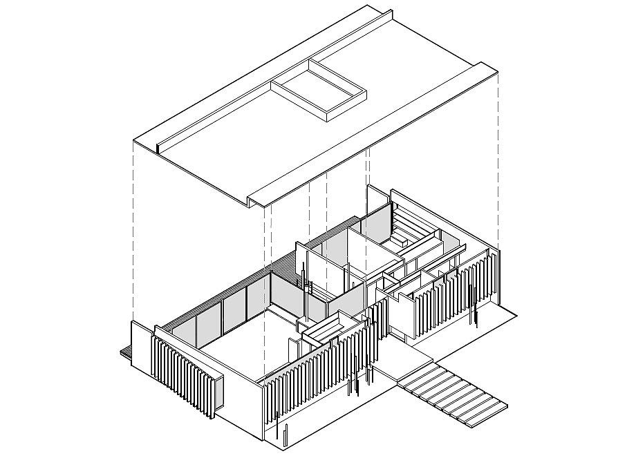 casa rodriguez de luciano kruk - plano axonometría (45)