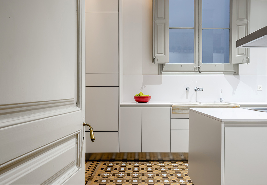 cocina de croque arquitectura y arclinea barcelona - foto kris moya (6)