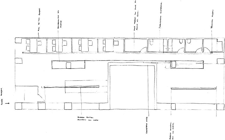 oficinas oav de fran silvestre arquitectos - esbozo (26)