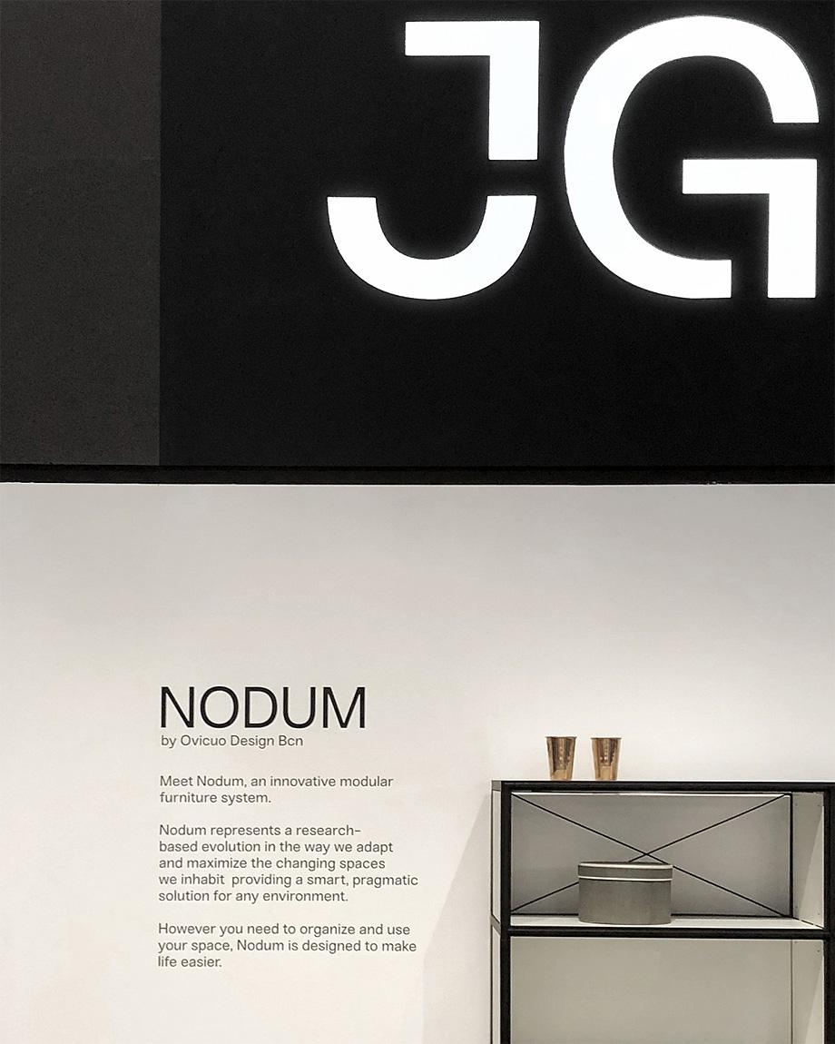 showroom de jg group en orgatec 2018 diseño roger vancells (5)