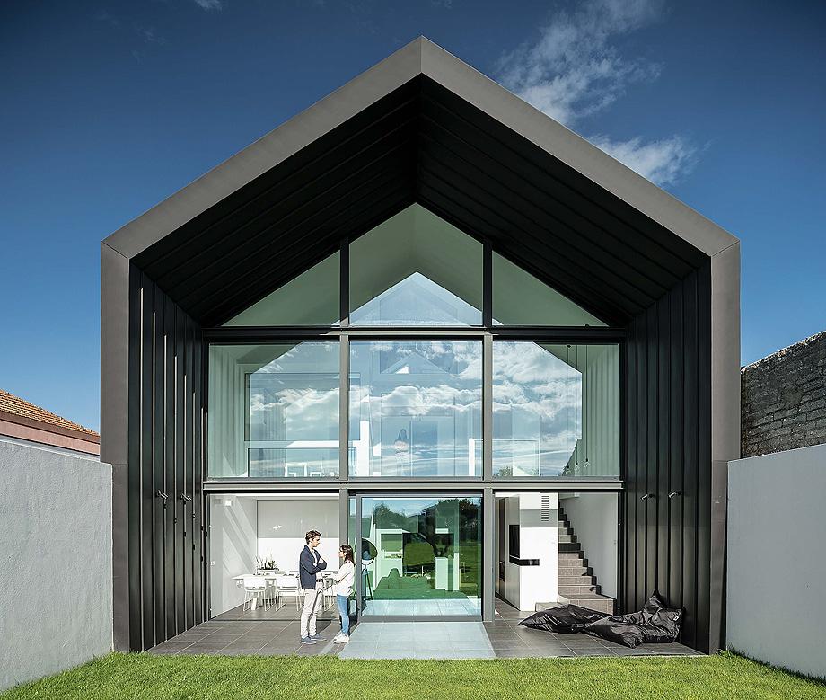 casa do arco de frari architecture network - foto ivo tavares (2)