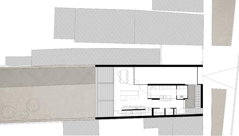 casa do arco de frari architecture network - plano (43)