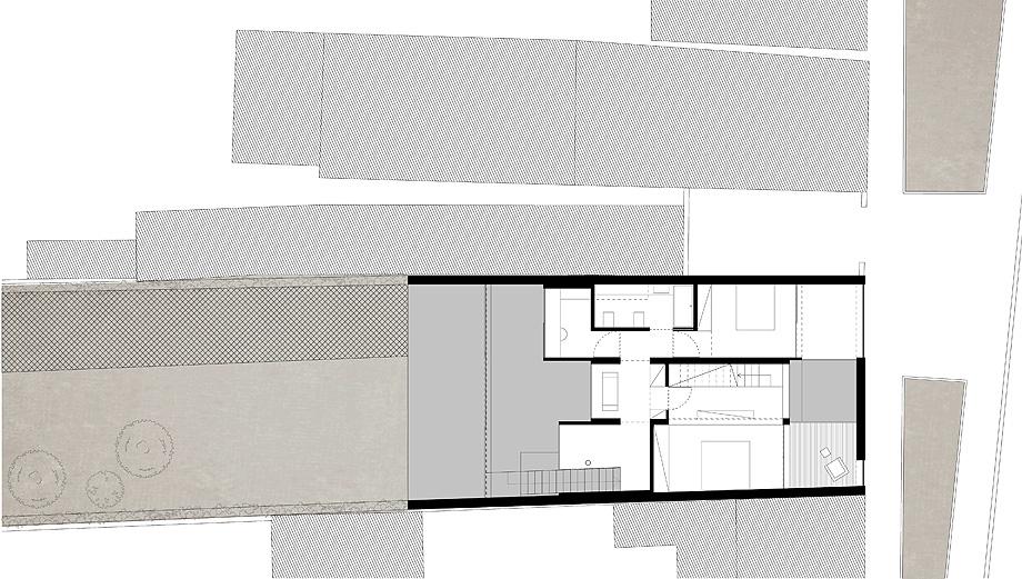 casa do arco de frari architecture network - plano (44)